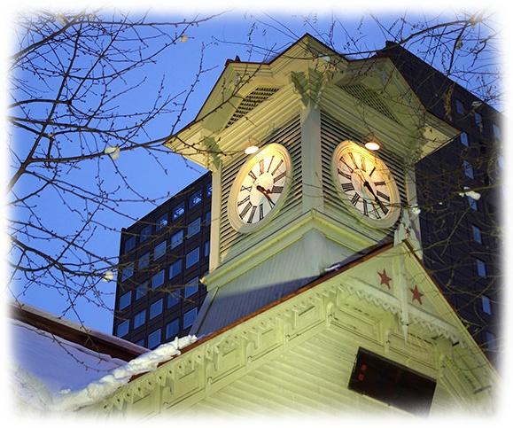 友人少なめ、ぼっちな私も楽しめる冬の札幌!時計台やテレビ塔など1