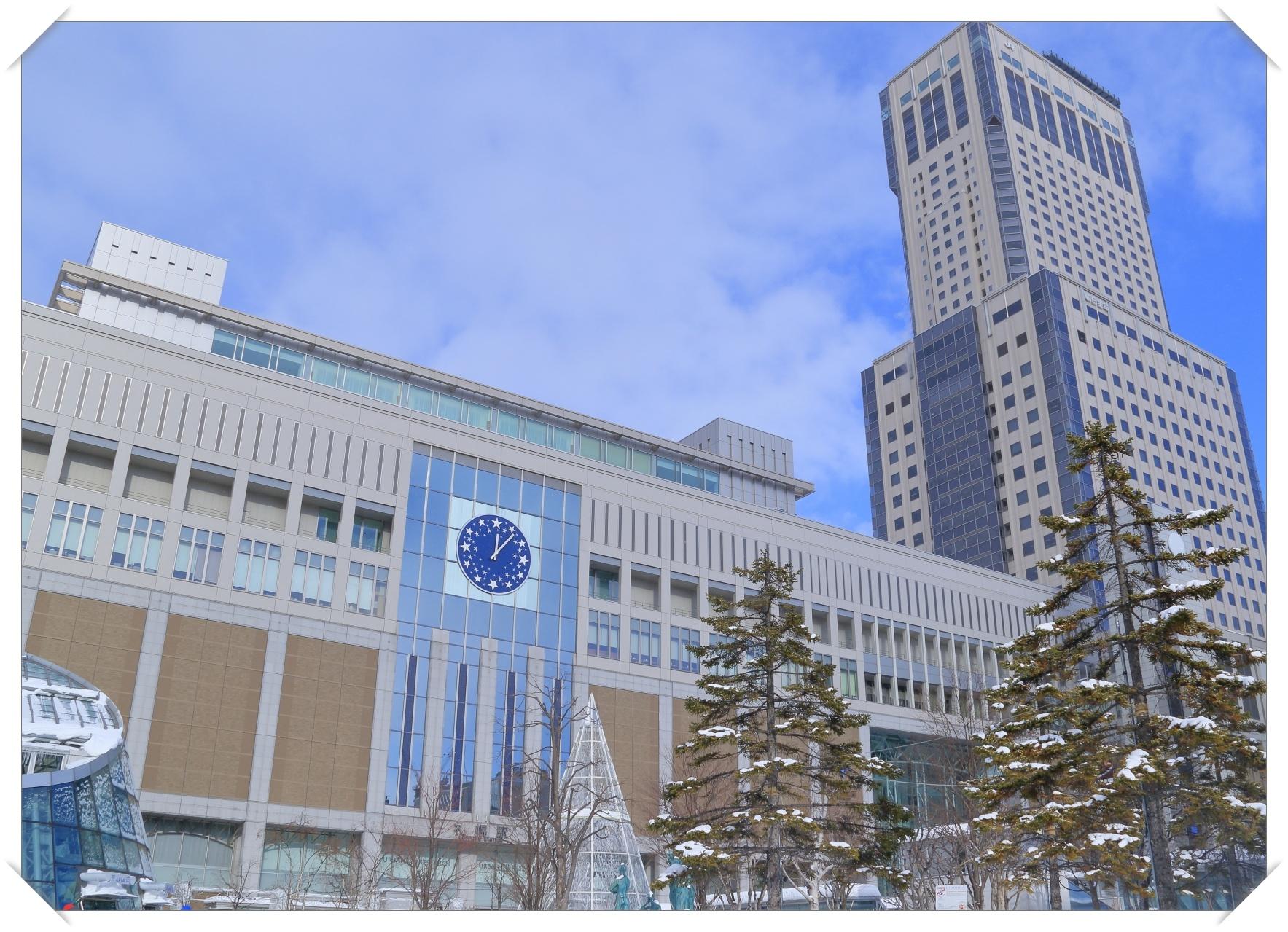 友人少なめ、ぼっちな私も楽しめる冬の札幌!時計台やテレビ塔など2