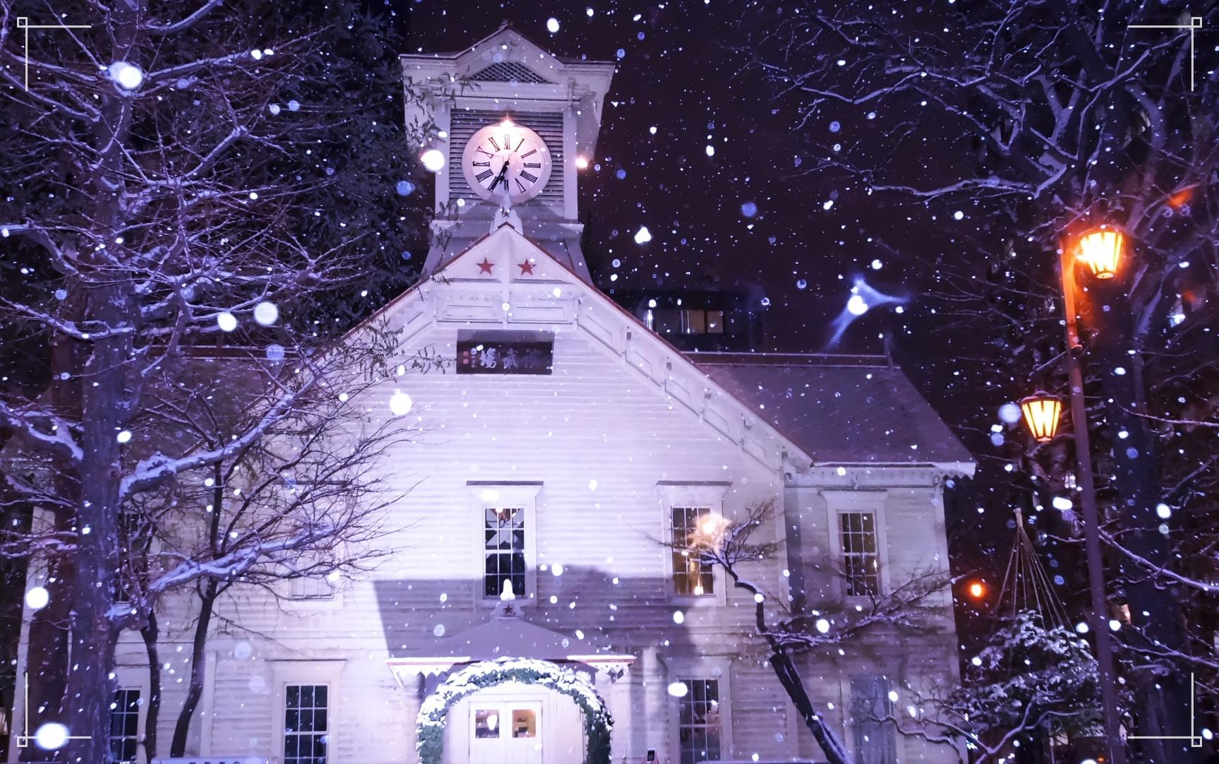 友人少なめ、ぼっちな私も楽しめる冬の札幌!時計台やテレビ塔など3