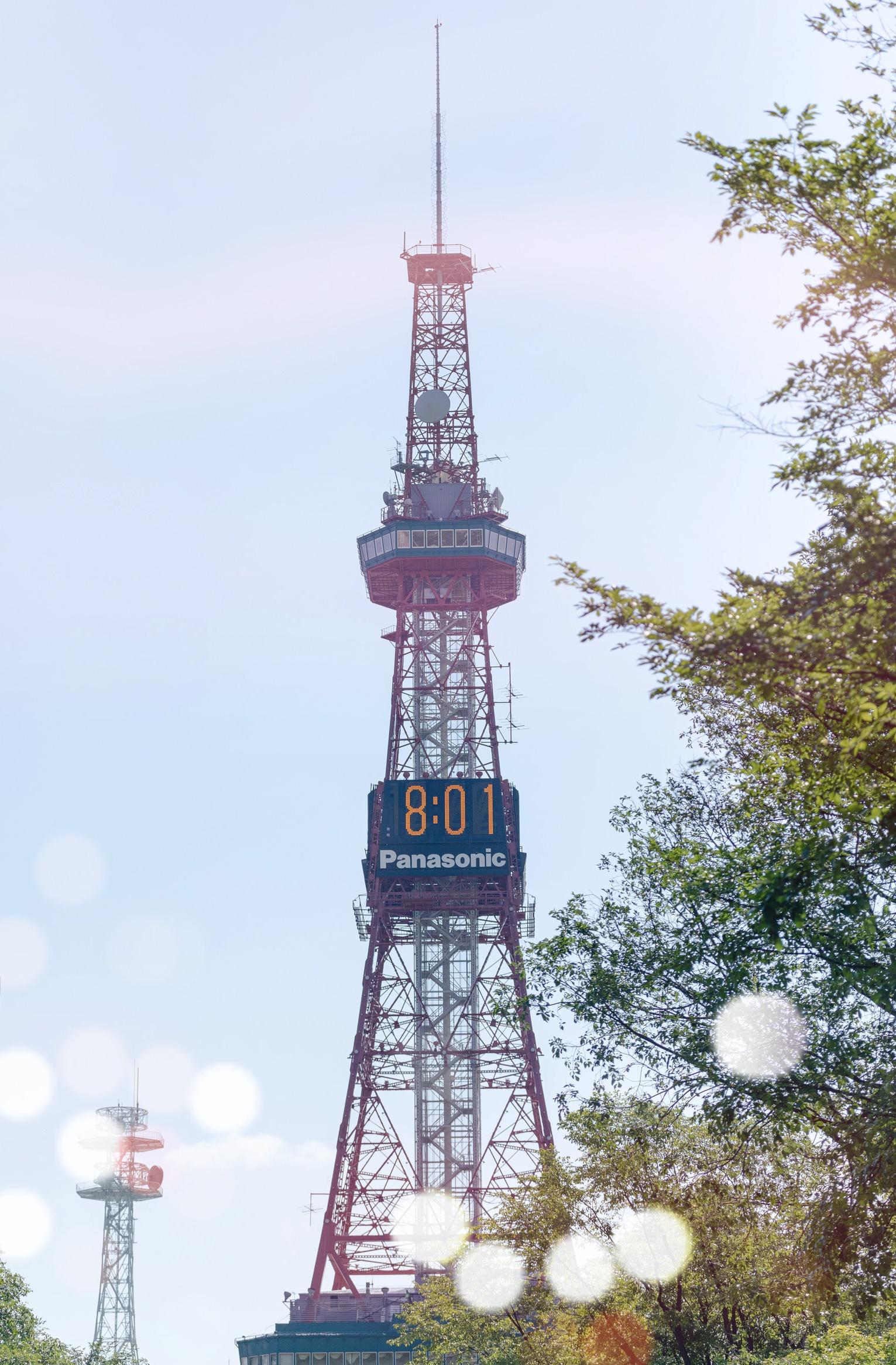 友人少なめ、ぼっちな私も楽しめる冬の札幌!時計台やテレビ塔など4