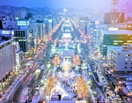 友人少なめ、ぼっちな私も楽しめる冬の札幌!時計台やテレビ塔など5