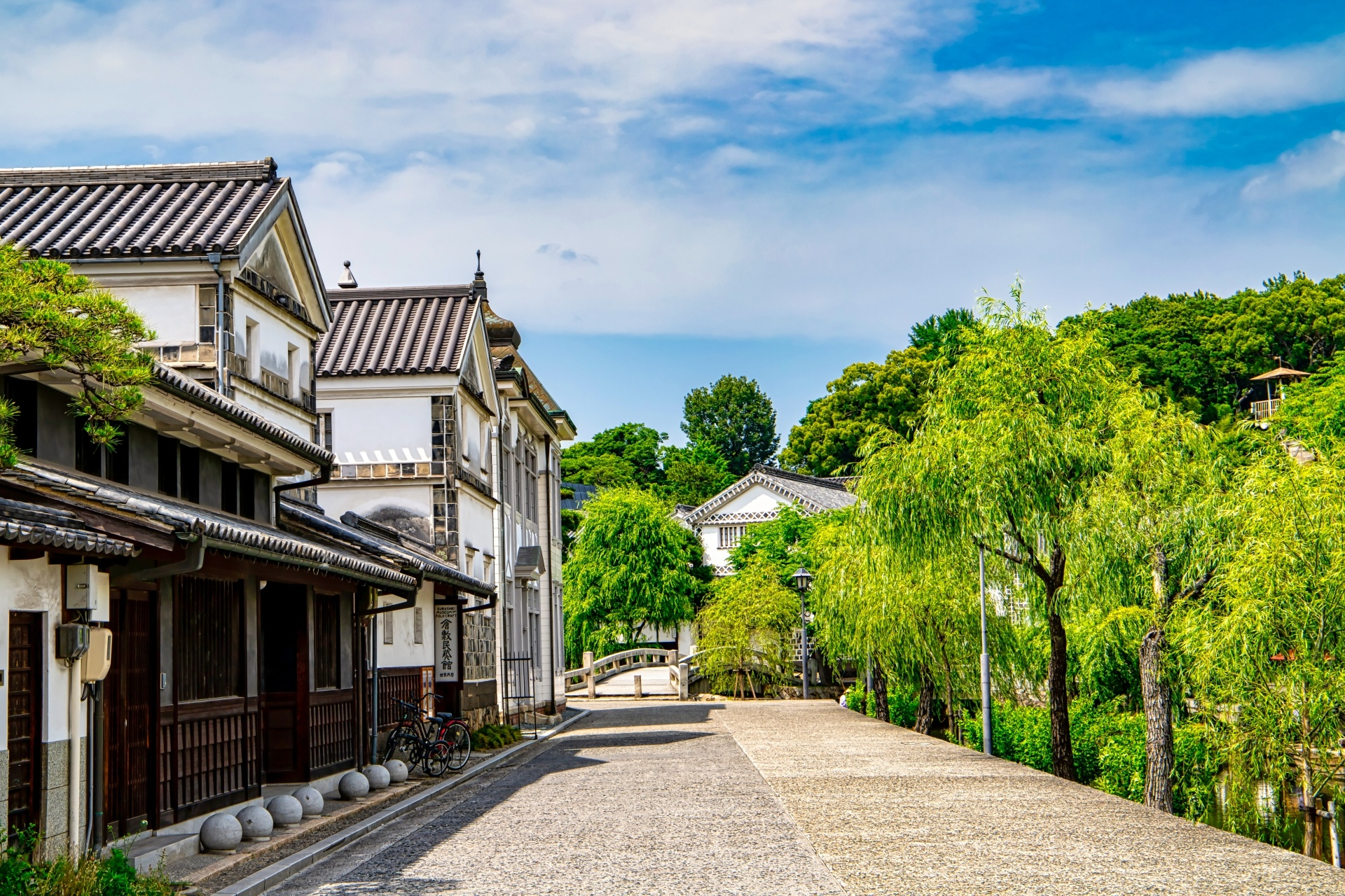 和モノ好きな私にはたまらない!?岡山県の歴史あるお洒落な町並み!2