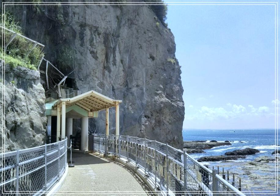 彼氏なし、神話好きの私も楽しめる江ノ島!グルメ、展望台、岩屋など4