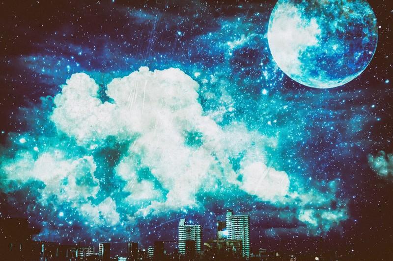 スーパームーン2021、2022はいつ?見頃の時間、満月と呼び方の違いも6