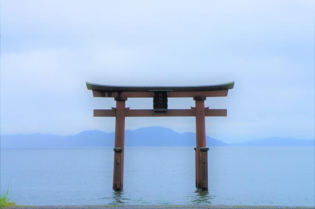 白髭神社(滋賀県)のご利益は縁結び?アクセスや駐車場!おみくじもアイキャッチ用