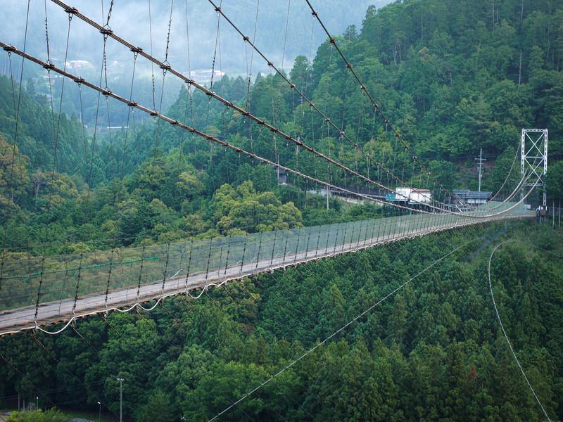 井川大橋のアクセス、住所、幅は?おでんや温泉がある?オクシズに?1