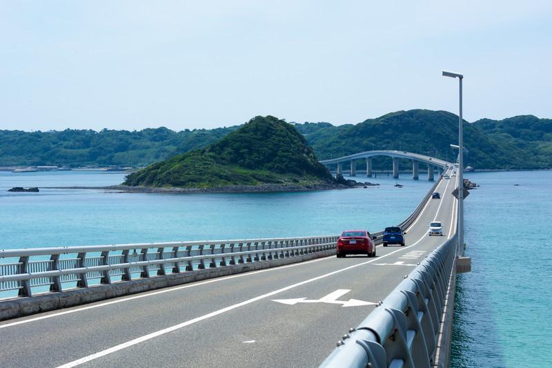 角島大橋の読み方、長さ、新幹線でアクセス?歩ける?自転車で渡れる?4