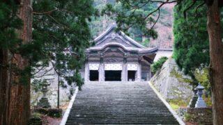 大神山神社奥宮の車でのアクセス方法!駐車場の料金や広さ、混雑は?アイキャッチ用